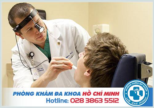 10 phòng khám tai mũi họng uy tín nhất tại tphcm