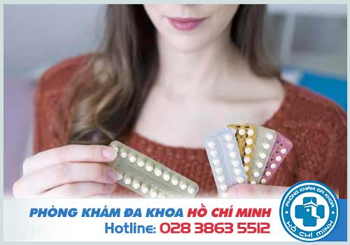 10 Tác dụng phụ của thuốc tránh thai khẩn cấp hàng ngày nên biết