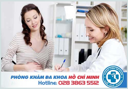 Thường xuyên khám phụ khoa giúp kiểm soát bệnh rong kinh