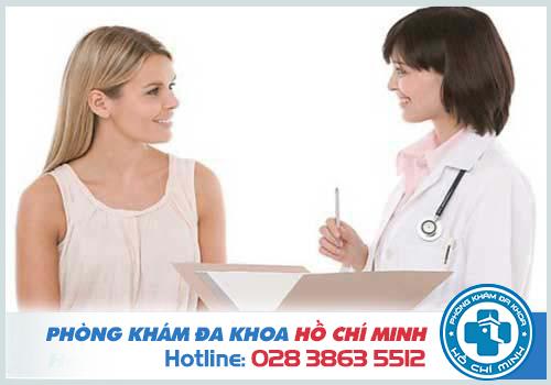 Khám phụ khoa thường xuyên giúp bảo vệ sức khỏe sinh sản cho nữ giới