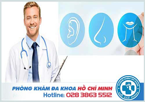 Phòng khám tai mũi họng Gò Vấp uy tín nhất