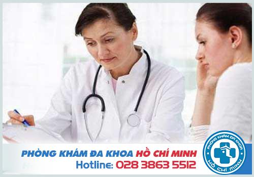 Để bác sĩ tư vấn và tìm biện pháp tránh thai phù hợp nhất với bạn