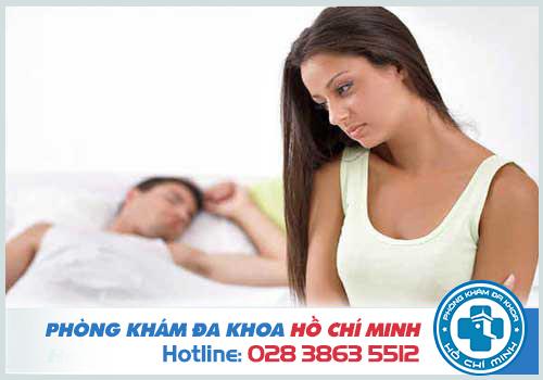 Viêm lộ tuyến cổ tử cung diện rộng ảnh hưởng đến chăn gối vợ chồng