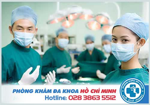 Phương pháp điều trị bệnh trĩ hiện đại và an toàn tại phòng khám đa khoa Đại Đông