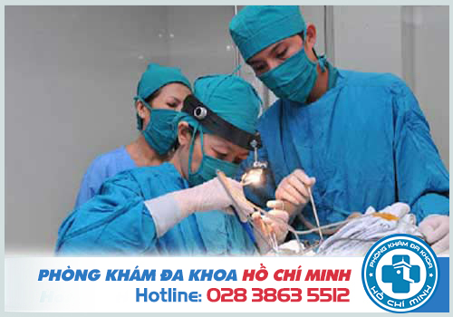 Điều trị sa búi trĩ an toàn bằng biện pháp ngoại khoa