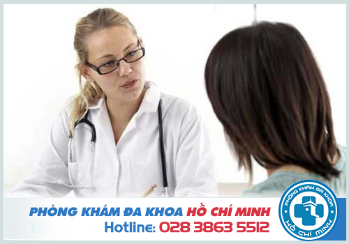 Bác sĩ khám sản phụ khoa giỏi ở TPHCM