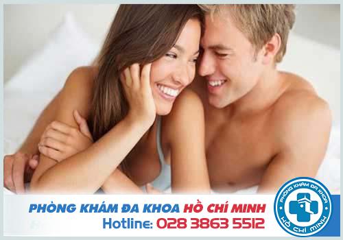 Quan hệ tình dục không an toàn tạo điều kiện cho mầm bệnh phát sinh