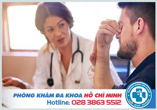 Chữa viêm xoang mãn tính hiệu quả tại phòng khám Đa Khoa TPHCM