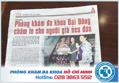 Báo chí nói về Phòng khám đa khoa Đại Đông như thế nào