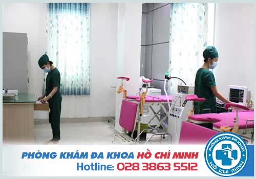 Địa chỉ điều trị bệnh lậu uy tín tại TPHCM