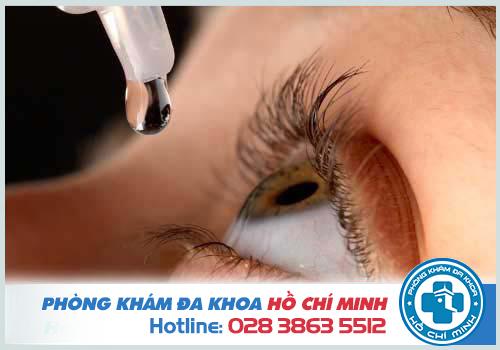 Có thể dùng thuốc để chữa lậu ở mắt