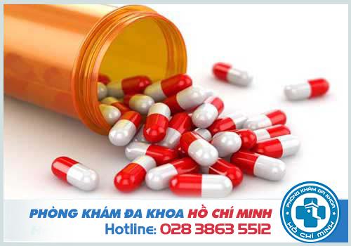 Điều trị bệnh trĩ giai đoạn nhẹ bằng thuốc