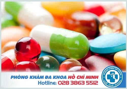 Chữa trị bệnh trĩ nội độ 2 bằng thuốc