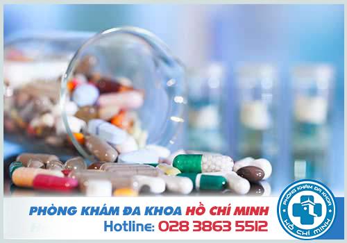 Bệnh trĩ uống thuốc có hết không?