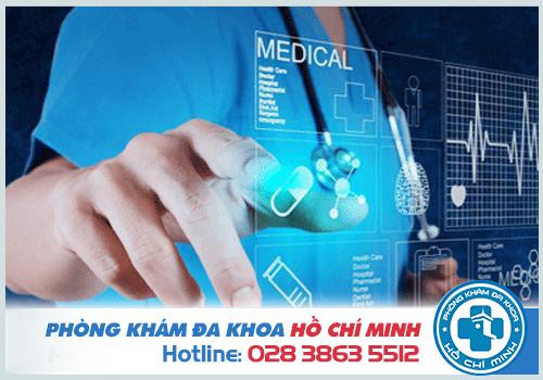 Bệnh viện chuyên khoa nam học và hiếm muộn TPHCM