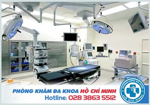 khám bệnh nam khoa ở huyện Hóc Môn