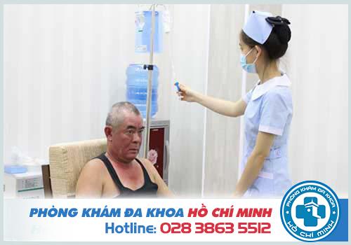 Bệnh viện khám bệnh nam khoa ở huyện Hóc Môn uy tín