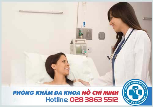 Bệnh viện phá thai ở quận Tân Bình an toàn không đau