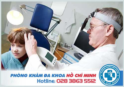 Khi nào thì đến bệnh viện tai mũi họng quận Tân Bình?