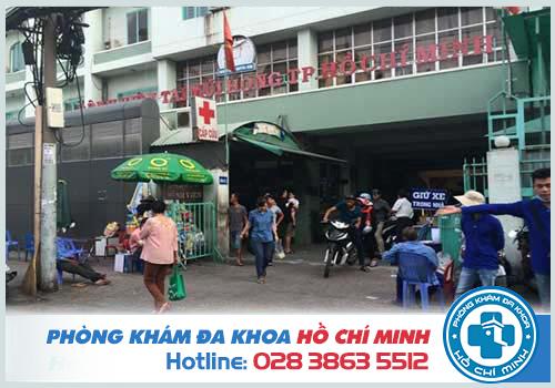 Bệnh viện Tai Mũi Họng Trần Quốc Thảo TPHCM có tốt không?