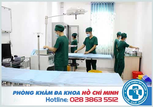 Quy trình thăm khám phụ - sản khoa chuyên nghiệp