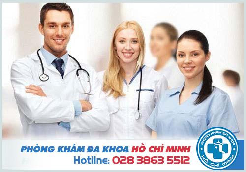 Quy tụ đội ngũ y bác sĩ chuyên khoa giỏi và giàu kinh nghiệm