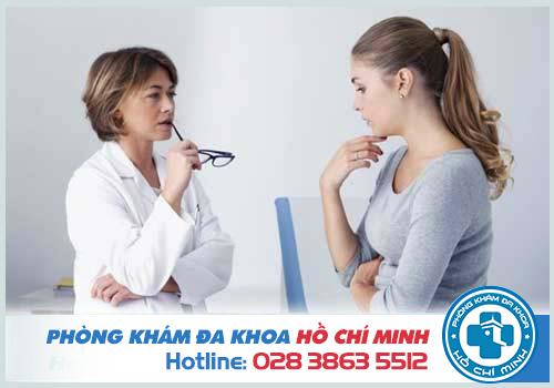 Phòng khám phụ khoa ở quận Gò Vấp uy tín