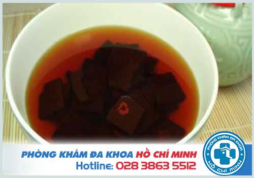 Keo A Giao được xem là thần dược hỗ trợ chữa trị đi cầu ra máu