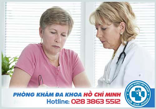 Bệnh trĩ thường gặp ở người già