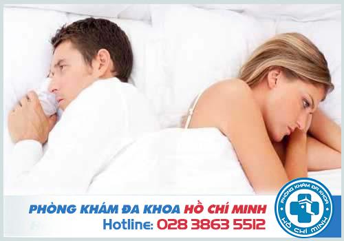 Bệnh trĩ khiến hạnh phúc vợ chồng bị ảnh hưởng nghiêm trọng