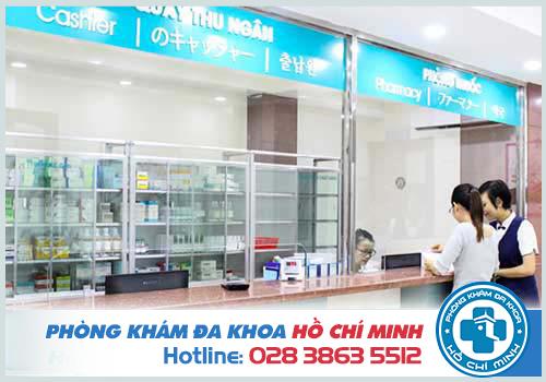 Phòng khám chuyên điều trị bệnh trĩ uy tín nhất TPHCM