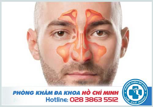 Cấu trúc mũi bất thường là một trong những nguyên nhân gây polyp mũi