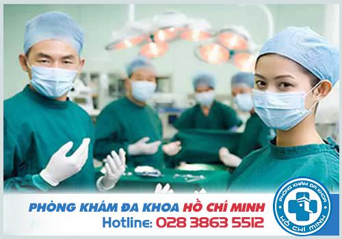 Phòng khám Đa khoa TPHCM địa chỉ cắt trĩ an toàn, chất lượng