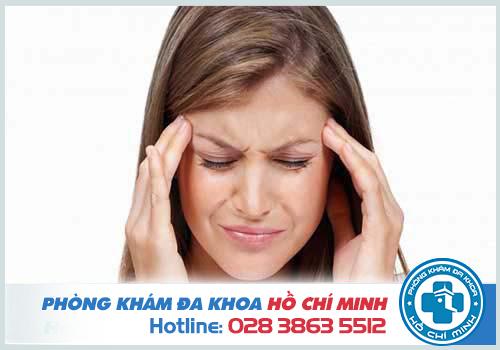 Tâm trạng căng thẳng ảnh hưởng đến chu kì kinh nguyệt