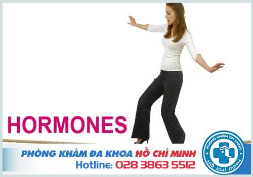 Lượng Estrogen thấp dẫn đến tình trạng chậm kinh
