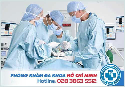 Tiểu phẫu cắt dây hãm bao quy đầu nhanh chóng, an toàn