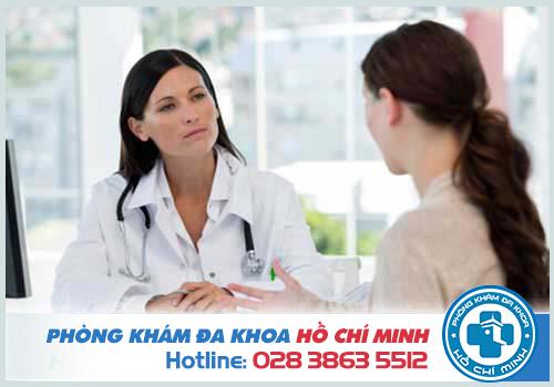 Địa chỉ chữa viêm lộ tuyến ở đâu tốt nhất tại TPHCM
