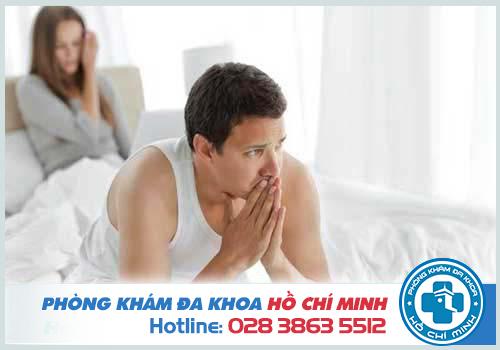 Rối loạn cương dương là căn bệnh phổ biến ở nam giới