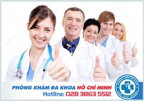 Địa chỉ khám chữa bệnh da liễu tốt nhất ở TPHCM
