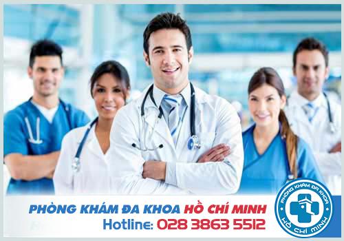 Địa chỉ khám nam khoa uy tín chính xác nhất TPHCM