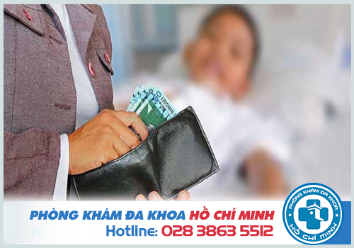 Chi phí khám nam khoa ở bệnh viện Từ Dũ giá bao nhiêu tiền?