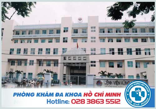 Quy trình thăm khám phụ khoa tại bệnh viện Hùng Vương