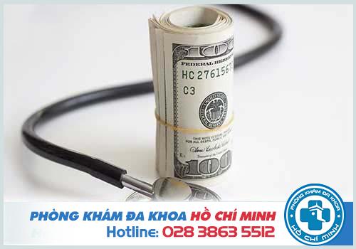 Chi phí khám phụ khoa bệnh viện Hùng Vương hết bao nhiêu tiền