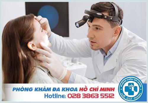 Chi phí khám tai mũi họng giá bao nhiêu tiền tại TPHCM tùy thuộc tình hình sức khỏe