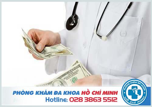 Chi phí phá thai 6 tuần tuổi bằng thuốc hết bao nhiêu tiền?