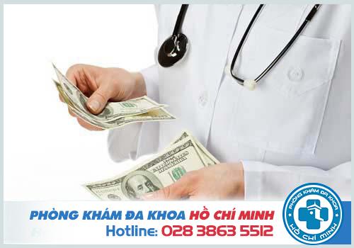 Phá thai ở bệnh viện MêKông hết bao nhiêu tiền
