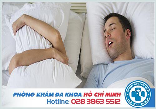 Chi phí phẫu thuật ngủ ngáy hết bao nhiêu tiền phụ thuộc vào nguyên nhân gây bệnh