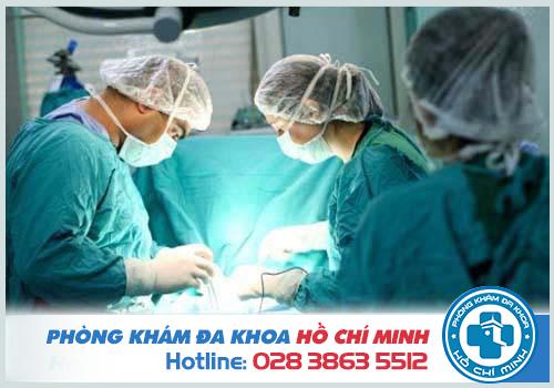 Chi phí phẫu thuật điều trị rò hậu môn phụ thuộc vào phương pháp thực hiện