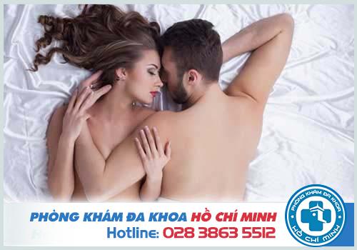 Bệnh lậu lây nhiễm qua đường quan hệ tình dục không an toàn