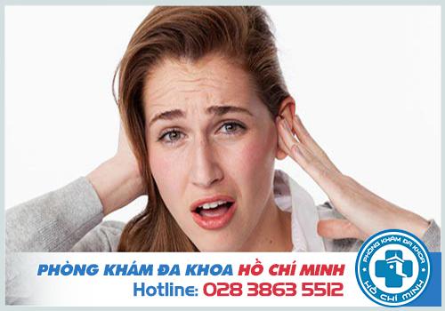 Chữa bệnh ù tai ở đâu uy tín nhất tại TPHCM?